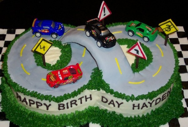10 4 Yr Old Birthday Cakes For Boys Photo