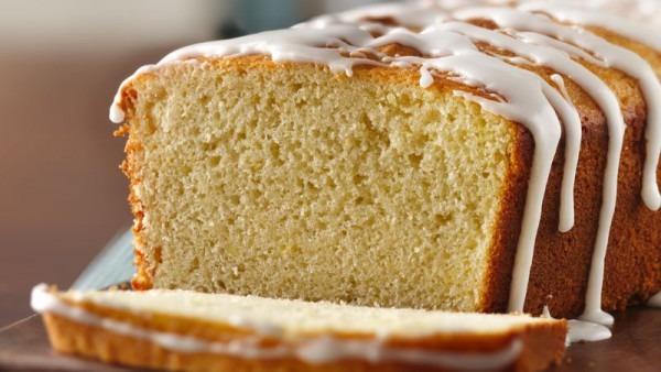 Bisquick™ Lemon Pound Cake Recipe