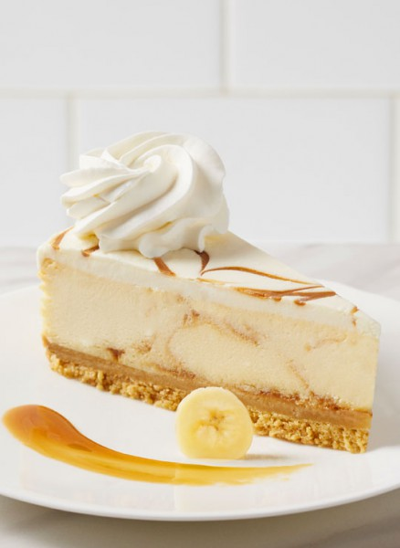 10  Bananas Foster Cheesecake