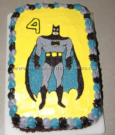 Coolest Batman Cake Ideas And Birthday Cake Inspiration