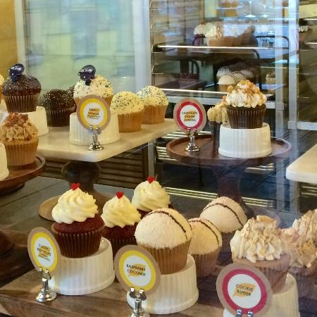 Best Cup Cakes In Seattle!