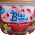 Blue Bunny Birthday Cake Ice Cream