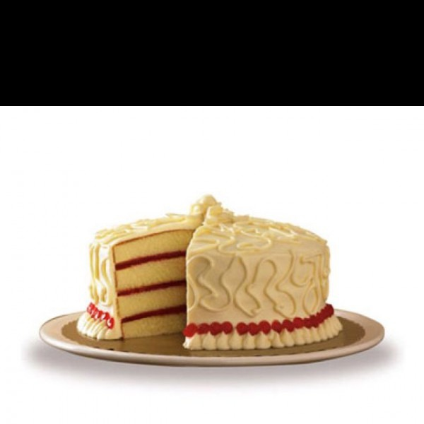 Publix's Raspberry Elegance Cake Vanilla Cake With Raspberry