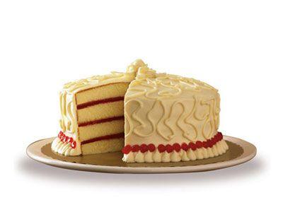 Jhane's Raspberry Elegance Cake