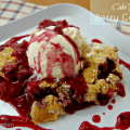 Berry Cobbler With Cake Mix