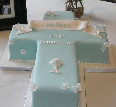 15 Communion Cakes That Look Too Good To Eat