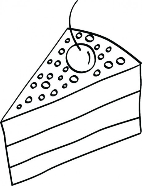 Cupcake Colouring Sheet Cupcake Color Sheet Cake Coloring Pictures