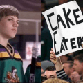 Cake Eater Mighty Ducks