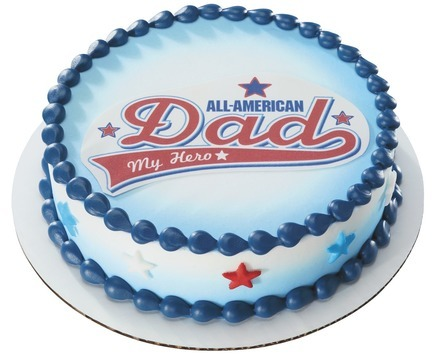 10 Dairy Queen Dad Cakes Photo
