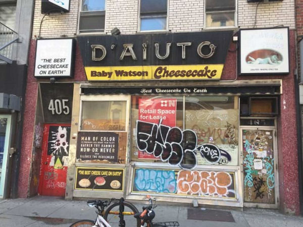 D'aiuto, Penn Station Area