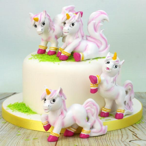 Large Unicorn Cake Topper