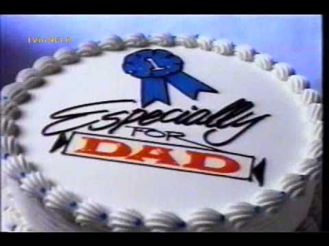 Dairy Queen Father's Day Commercial (1995)