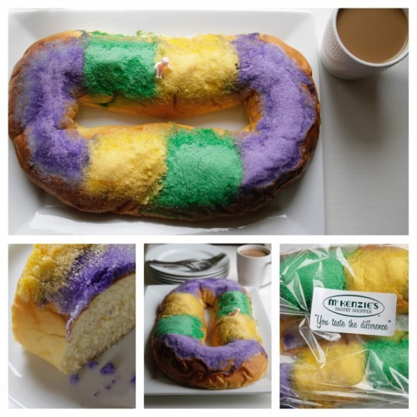 King Cakes – You've Come A Long Way, Baby    Camellia Brand