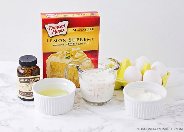 Lemon Cupcakes Recipe With Cream Cheese Frosting