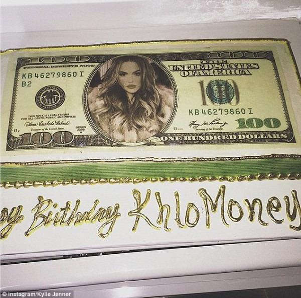 12 $100 Bill Birthday Cakes Photo