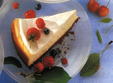 Old Fashioned Cheesecake Recipe
