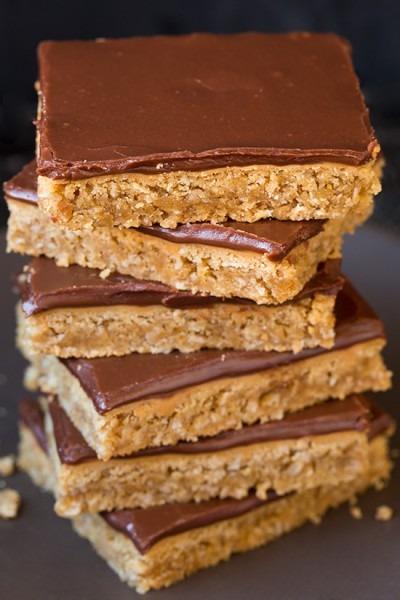 Best Peanut Butter Bars Recipe