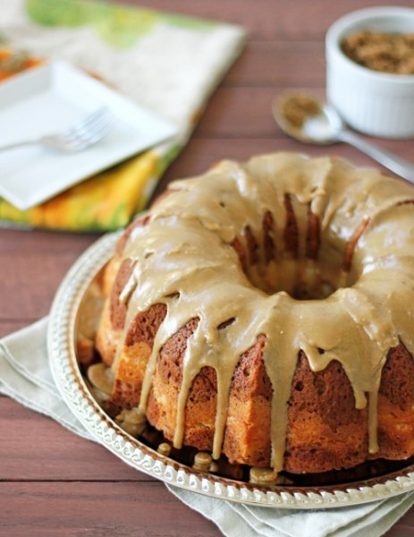 Confession  94  I Have A Weakness… Pumpkin Cream Cheese Bundt Cake