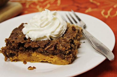 Thanksgiving Menu  Loaded Baked Mashed Potatoes & Pumpkin Dump
