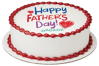 Dairy Queen Fathers Day Cakes