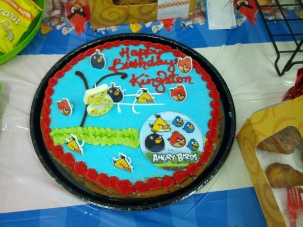 7 Cookie Cakes At Sam's Club Photo