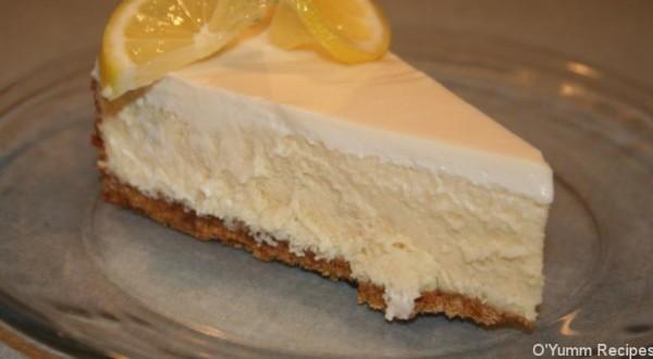 Heavy Cream Cake Recipe
