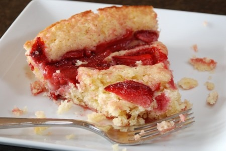 Strawberry Pudding Cake Recipe