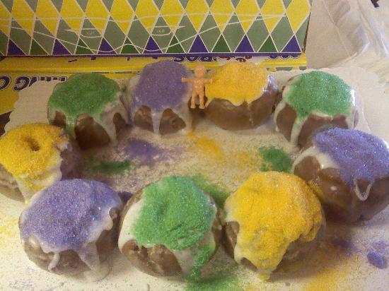 Mckenzie King Cakes And Warm Glazed Donuts