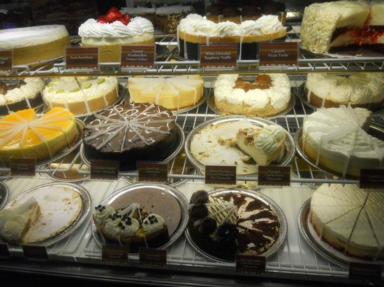 The Cakes Of The Bakery