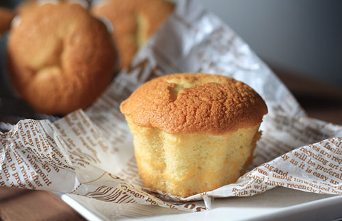 Mini Egg Cake (chinese Sponge Cake)