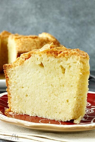 Whipping Cream Pound Cake Recipe   Call Me Pmc