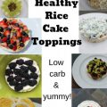 Low Carb Rice Cakes