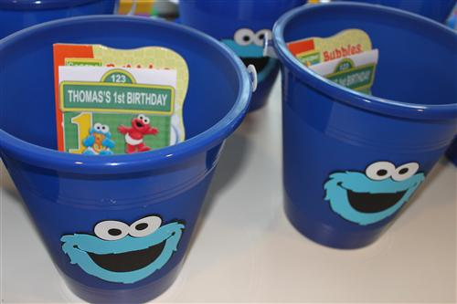Ds's Cookie Monster Themed 1st Birthday  Vendor Rave And Pic Overload!