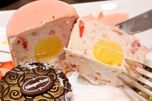 Ice Cream Mooncake