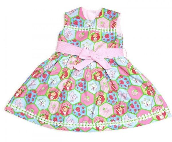 Strawberry Girl Shortcake Dress Size 2