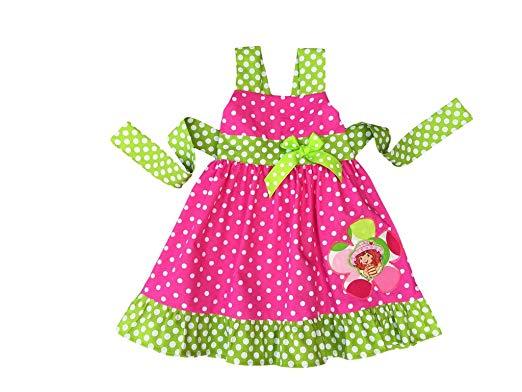 Amazon Com  Strawberry Shortcake Dress