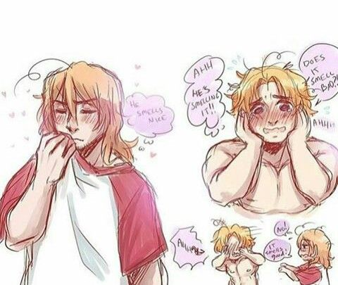 My Heart  I Can't  (  Canadax2p  Redvelvetpancakes )