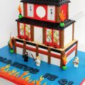 Ninjago Cake Ideas