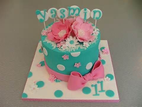 Cake Ideas For 10 Year Old Girl