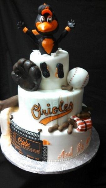 For The Baltimore Orioles