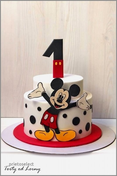 Birthday Cake Designs For 1 Year Old Boy