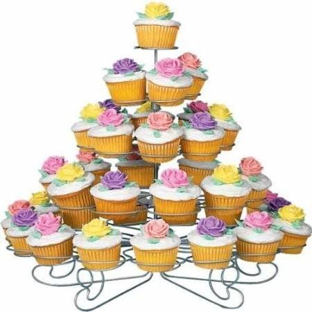 Cup Cake Holders Amazon Com U S Supply Brand 41 Count Metal