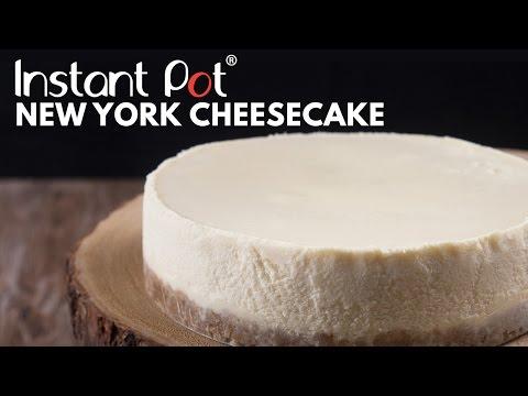Instant Pot New York Cheesecake  17 Recipe