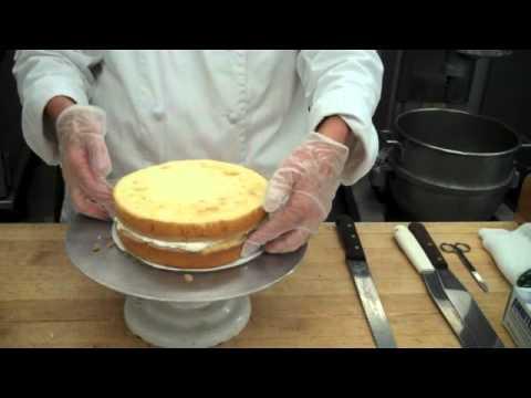 8 Inch Birthday Cake Part 1