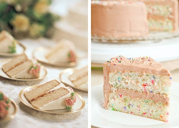Beyond Vanilla  20 Wedding Cake Flavors To Consider