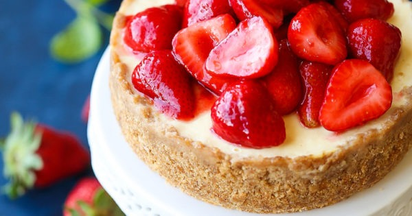 Perfect Instant Pot New York Cheesecake