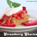 Whole Foods Strawberry Shortcake