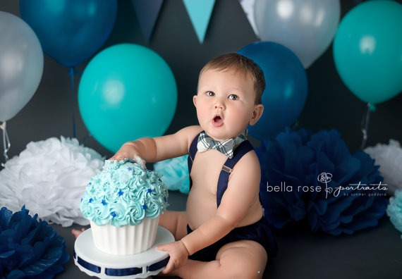 Baby Boy First Birthday Outfit, Boy Cake Smash Outfit, Baby Boy