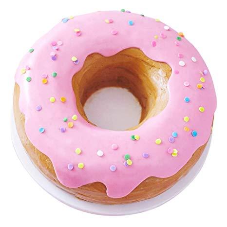 Amazon Com  Cakegirls Giant Donut Cake Pan Kit