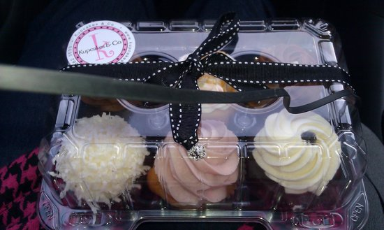 Gluten Free Cupcakes   Assorted Flavors